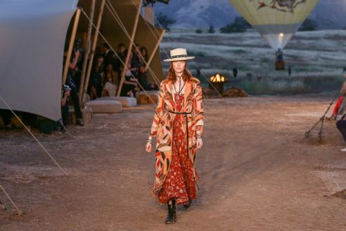 Dior Bringing Its Cruise 2019 Show to Chantilly Stables