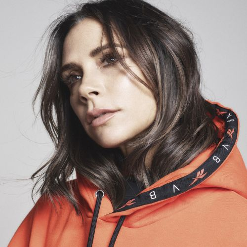 Victoria Beckham Designs A Sportswear Collection for Reebok
