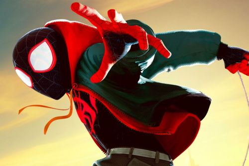 Sony Hopes to Patent New Animation Tech From 'Spider-Man: Into the Spider-Verse'