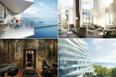 You can live in a home designed by Armani, Fendi or Missoni