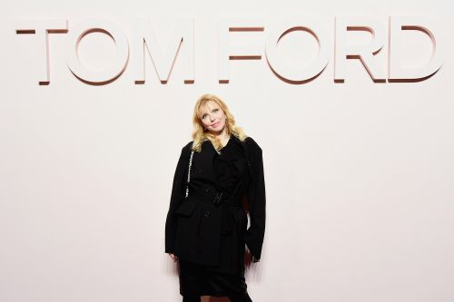 Courtney Love says new couture fashion is 'over my pay grade'