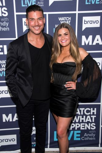 Jax Taylor and Brittany Cartwright Leaving 'Vanderpump Rules' Amid Pregnancy With Baby No. 1