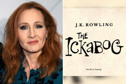 J.K. Rowling conjured up a new children's book, 'The Ickabog'
