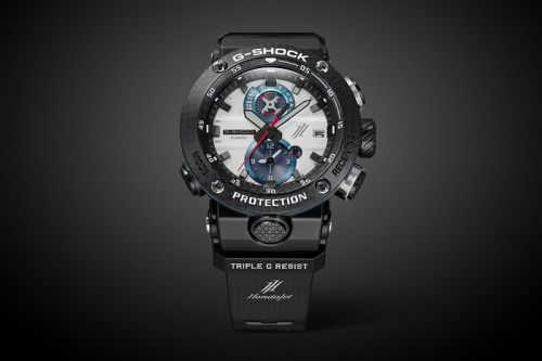Casio G-SHOCK and HondaJet Build Aircraft-Inspired GWR-B1000HJ