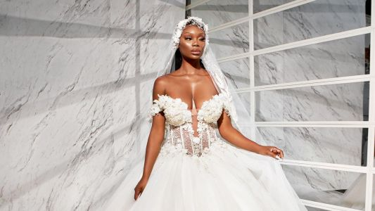 """Ese Azenabor's Drops New Bridal Collection """"Grand Cathedral"""""""