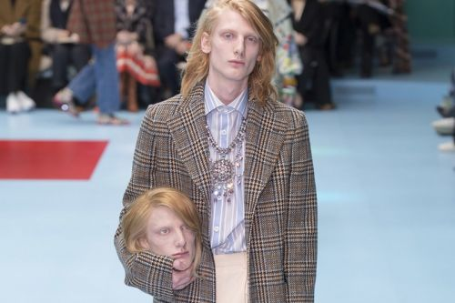 """Gucci Named as One of Fashion Month's """"Buzziest"""" Brands"""