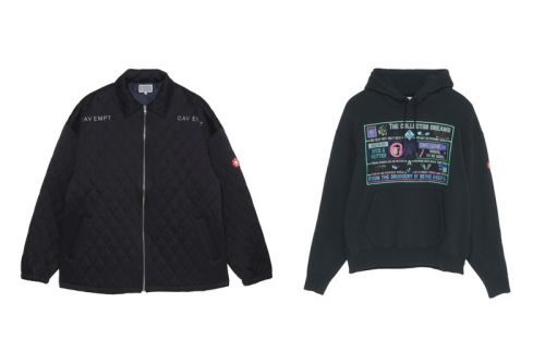 Cav Empt's Third SS19 Drop Is Made for Summer Nights