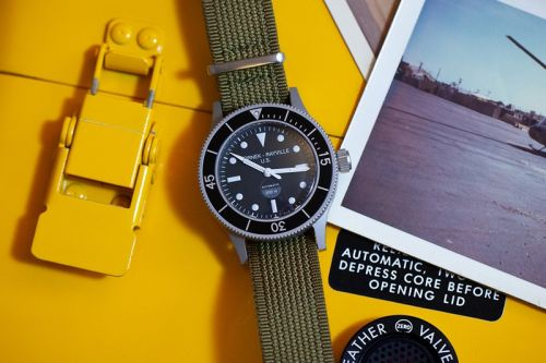 Tornek-Rayville Revived - The Law-Bending Watch Brand That Supplied the US Navy SEALs