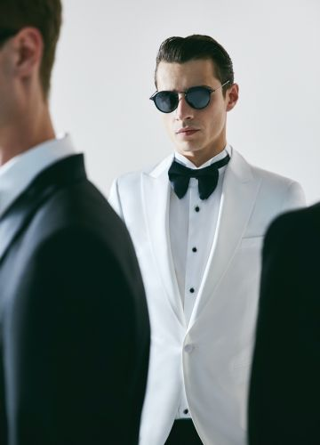 Adrien, Egon + More Go Sartorial for Damat Tween Spring '20 Campaign