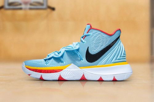 """Nike Kyrie 5 """"Little Mountain"""" PE Honors the Standing Rock Sioux Tribe"""
