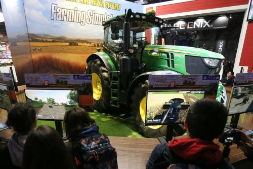 'Farming Simulator' Cashes in With eSports League