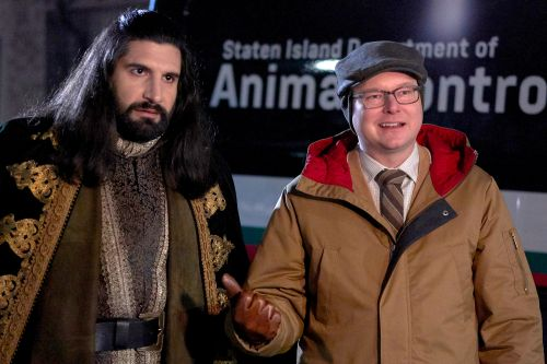 'What We Do in the Shadows' boring vampire based on bank workers