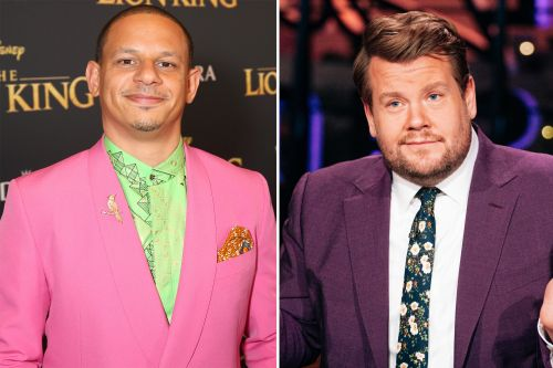 Eric Andre says 'James Corden is f-ked' if being mean gets you canceled