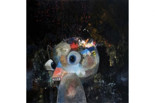 """George Condo Opens """"What's the Point?"""" Exhibition at Sprüth Magers"""