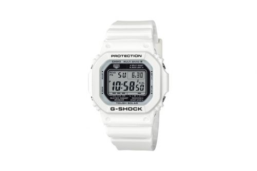 "G-SHOCK Drops ""Marin White"" Watches for Spring/Summer 2018"