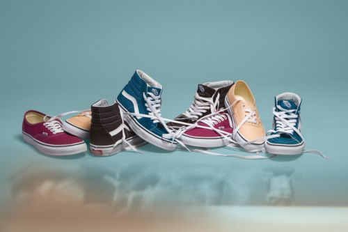 "Vans Keeps it Simple With New ""Color Theory"" Capsule"