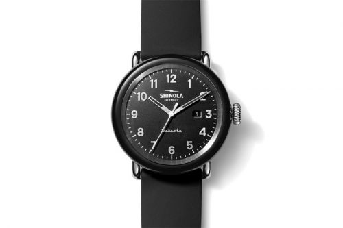Shinola Reworks Its Runwell Range for a Fresh Detrola Collection