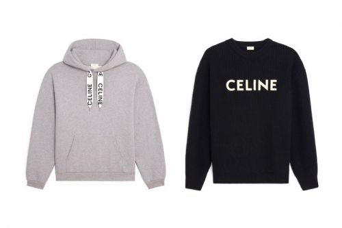MONOCHROMS by CELINE ready to wear fw2021 release