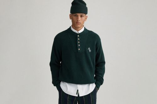 Aimé Leon Dore Debuts Cozy Sportswear-Inspired FW19 Collection