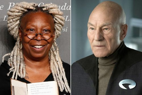 'Picard' star Patrick Stewart stuns Whoopi Goldberg with 'Star Trek' offer