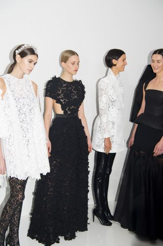 Givenchy: Couture SS19