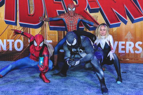 'Spider-Man: Into the Spider-Verse' Debuts at No. 1 With $35.4 Million USD