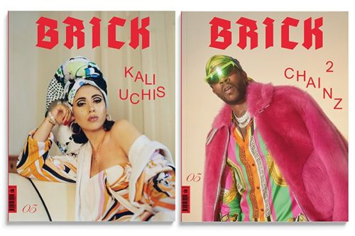 Kali Uchis, 2 Chainz, BROCKHAMPTON & More Star in Sneakersnstuff x 'BRICK' Magazine Exhibit