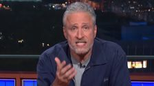 Fed-Up Jon Stewart Unloads On Mitch McConnell In Searing 'Late Show' Smackdown