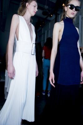 Dion Lee: Ready-to-wear SS17