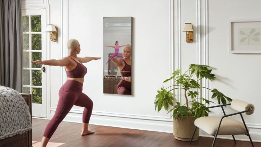Lululemon's New Fitness Mirror Is Cheaper Than Your Monthly Gym Membership