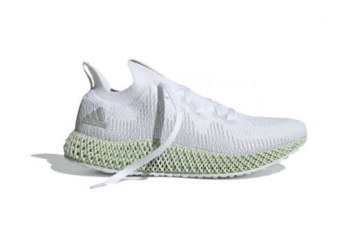 "Adidas AlphaEdge 4D ""White/Grey"" Arrives This Holiday Season"