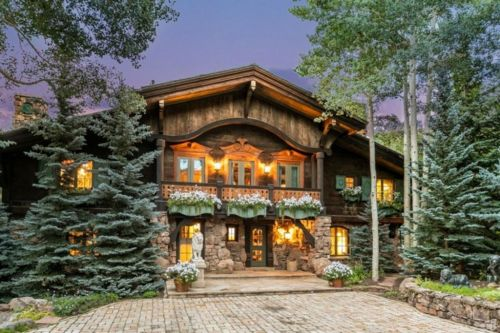 Jeffrey Epstein Owned Colorado Ski Chalet That Sold For $24 Million In July