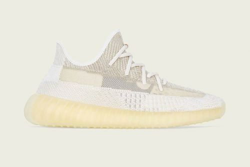 """Adidas YEEZY BOOST 350 V2 To Release in Airy """"Natural"""" Colorway"""