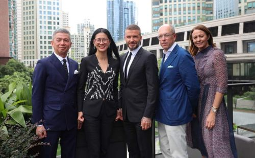 British Fashion Council strengthens ties with China