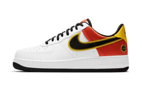 """Take a First Look at the Nike Air Force 1 """"Raygun"""""""