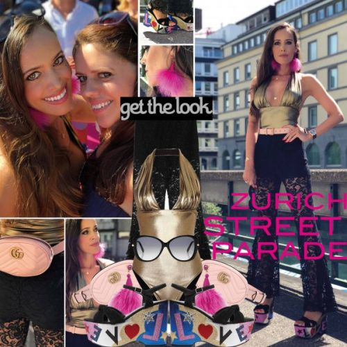 My Look: Zurich Street Parade