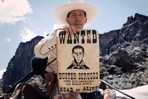 'Ballad of Buster Scruggs' is not the best Western