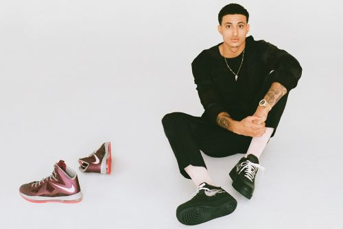 Kyle Kuzma Signs With GOAT to Wear Hyped Sneakers in the NBA