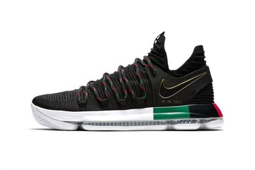 """Nike KD 10 and LeBron 15 Join """"BHM"""" Series"""