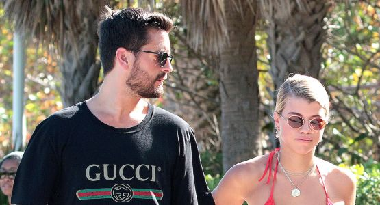 Scott Disick Compliments Girlfriend Sofia Richie's Sultry Selfie: 'That's a Fine Looking Woman'