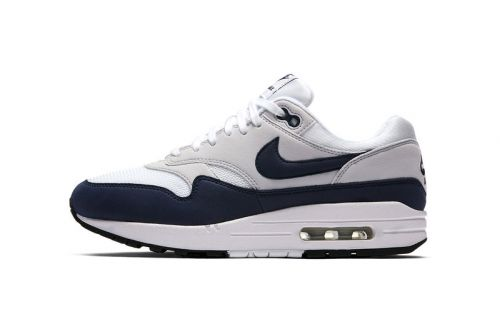 Nike Air Max 1 to Drop Another White & Grey Obsidian Throwback