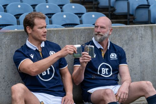 Graham McTavish talks traveling with Sam Heughan on 'Men in Kilts'