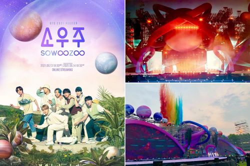 BTS fans are loving it - but what is the Muster Sowoozoo festival?