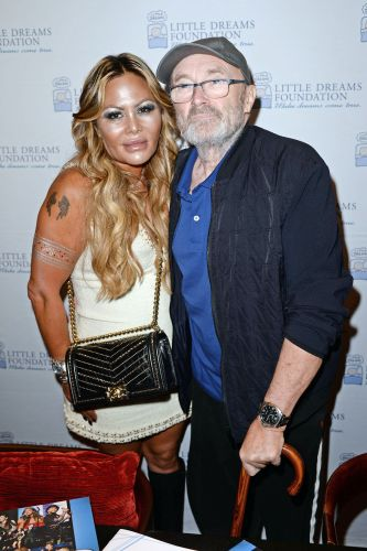 Phil Collins' Ex-Wife Orianne to Sell '100s of' Designer Bags and Shoes at Upcoming Auction