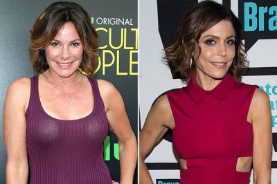 Why Bethenny Frankel is Banned from Luann de Lesseps' Wedding
