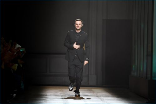 Kris Van Assche Departs Dior Homme, Kim Jones Signs On