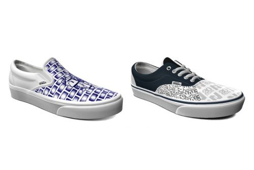 "Vans ""Foot the Bill"" Customization Program Supports Small Businesses Affected By COVID-19"