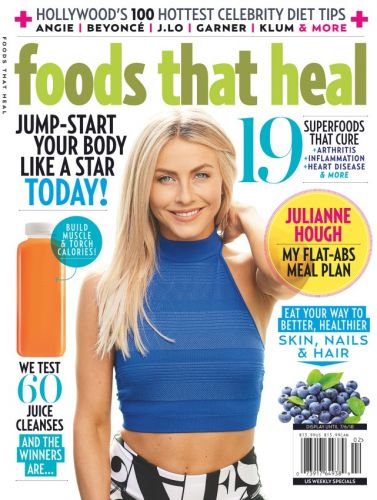 Inside 'Foods That Heal' Special Issue: Stars' Fitness Secrets
