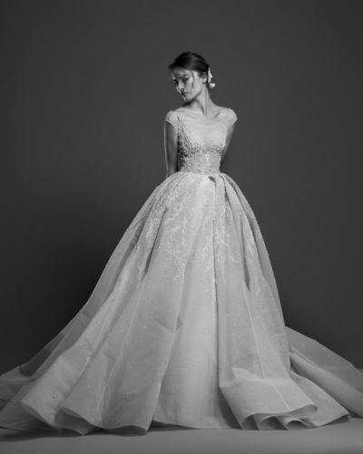 Hermione de Paula Bridal & Wedding Dress Collection Spring 2019