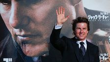 Tom Cruise Replaced As Jack Reacher For Being Too Short, Author Says